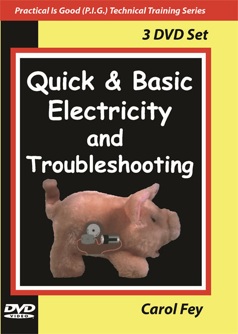 Quick & Basic Electricity and Troubleshooting